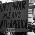 anti war anti america
