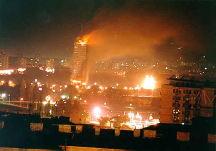 bombardamente sua belgrad