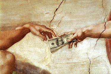 dollar god