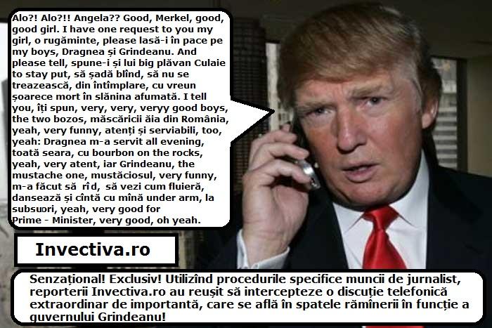 trump telefon
